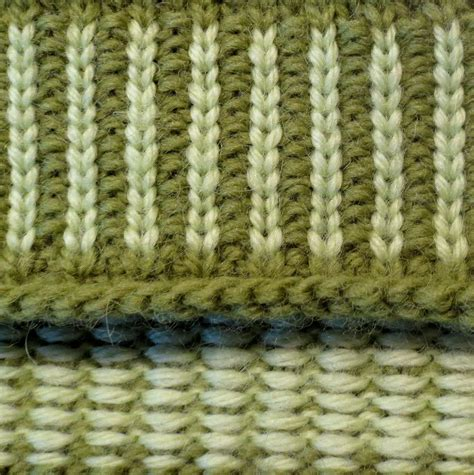 how to knit ribbing in the techknitting corrugated ribbing tricks and tips