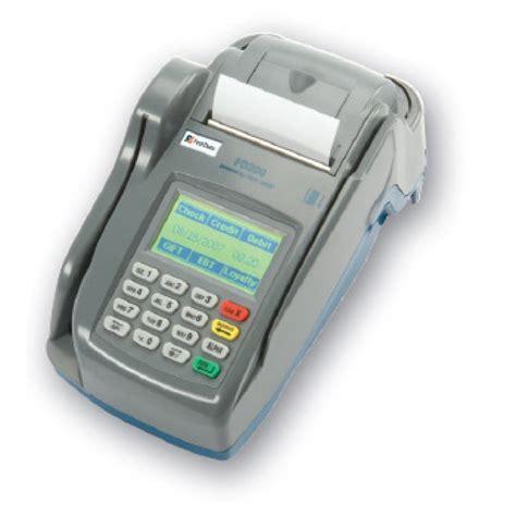 card machines data fd200 credit card machine