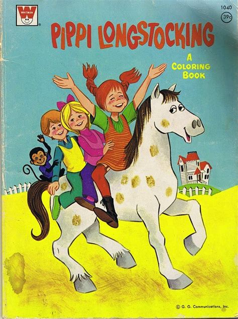 pippi longstocking picture book 27 best images about pippy longstoking on