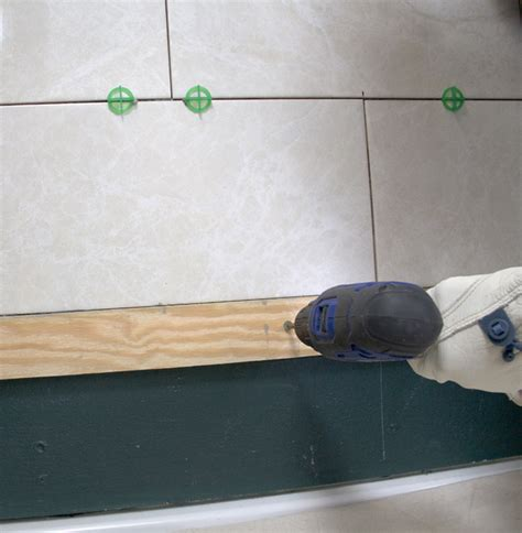 how to install a bathroom shower how to tile a shower
