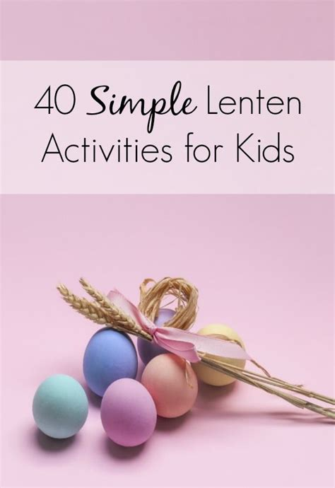 lenten crafts for 31 best images about easter on random acts