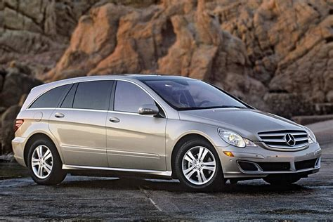 2006 Mercedes R Class by 2006 Mercedes R Class Overview Cars