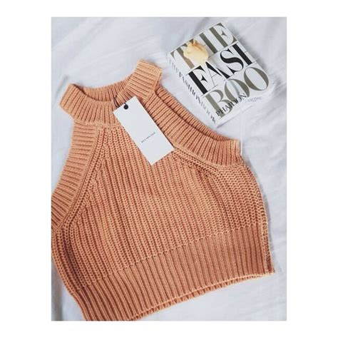 knitted crop tops knit crop top