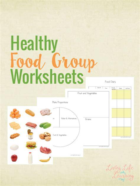 free printable for groups free printable healthy food worksheets money