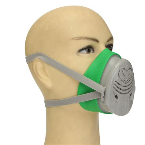 spray painter lungs powercom n3800 anti dust gas mask filter paint spraying