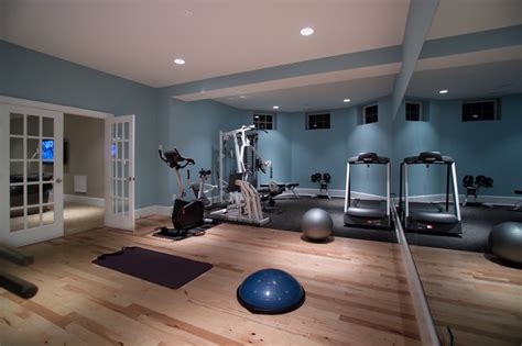paint colors for exercise room home basement gymnasium and studio modern home