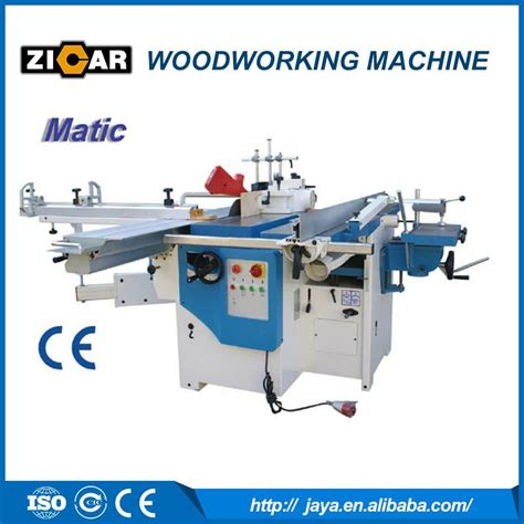 woodworking machine suppliers zicar ml310h woodworking combination machine china