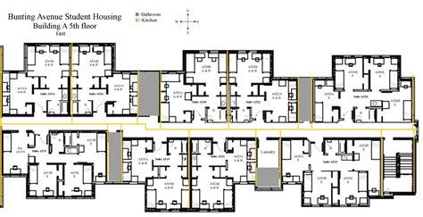 housing floor plans layout student housing floor plans gurus floor