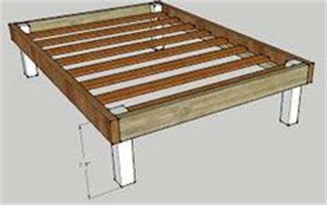 how to build a bed frame out of wood home made bedframes on bed frames headboard