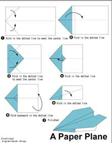 origami airplane easy special interest area a variety of simple origami paper