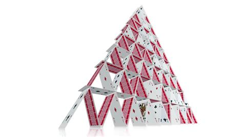 how to make house of cards collapsing house of cards a card house of cards