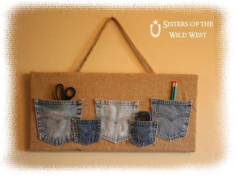 denim craft projects 21 awesome ways to use denim diy projects for