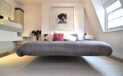 no bed frame ideas floating beds elevate your bedroom design to the next level