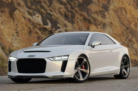 New Audi Quattro by Audi Quattro Concept Car New Luxury Car