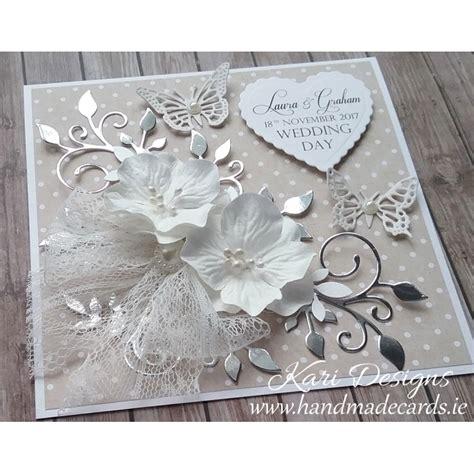 wedding card handmade wedding card