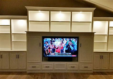 Crown Molding On Kitchen Cabinets Pictures by Another Wall Unit Entertainment Center In Laguna Niguel