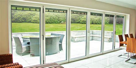 bi folding glass doors exterior 20 folding door design ideas interior exterior doors