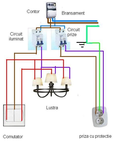 Motor Electric Monofazat Dedeman by Blogul Meseriaşului Instalatia Electrica A Unui Apartament