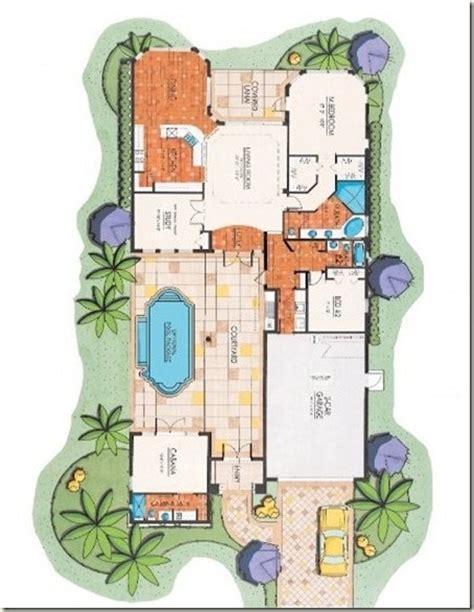 courtyard floor plans courtyard floor plan bonita springs