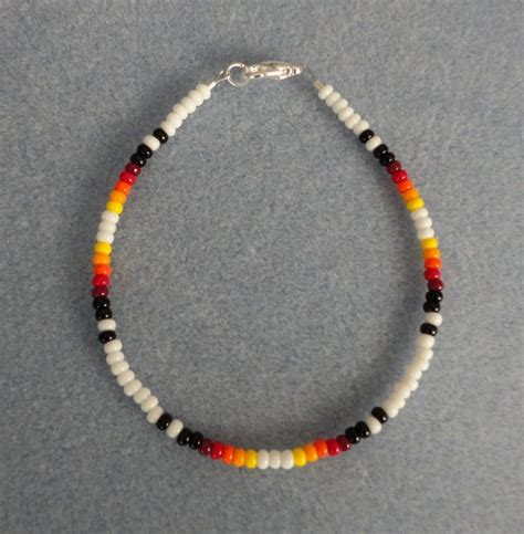 how to make indian beaded bracelets american beaded bracelets in ethnic regional tribal