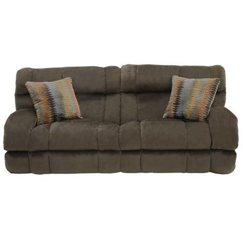 catnapper reclining sofas catnapper siesta lay flat reclining fabric sofa in