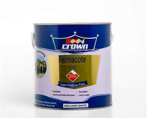 acrylic paint kenya crown permacote exterior emulsion with teflon 174 crown