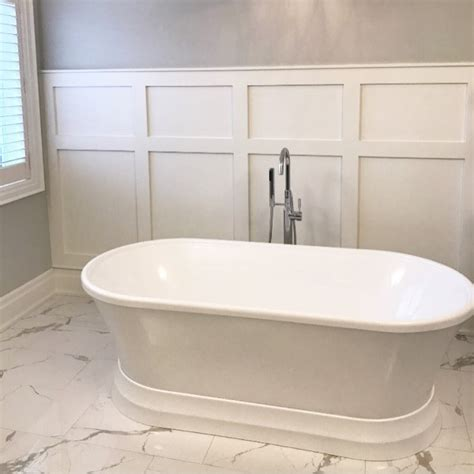 Wainscoting Bathroom Ideas by 60 Wainscoting Ideas Unique Millwork Wall Covering And