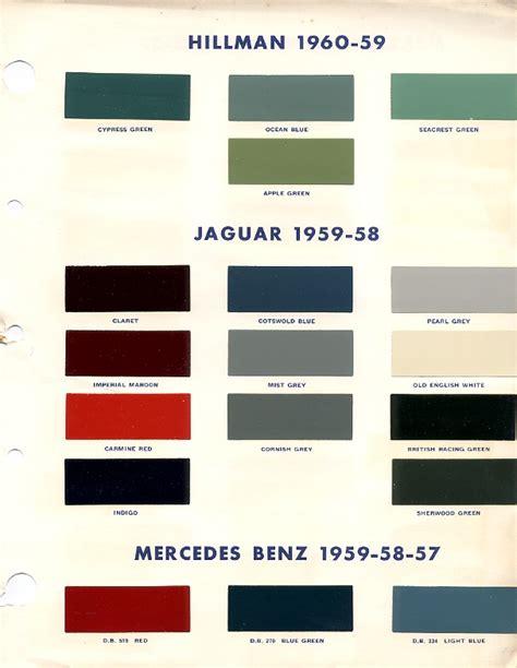 paint colors for jaguar green paint code 1965 s type jaguar forums jaguar