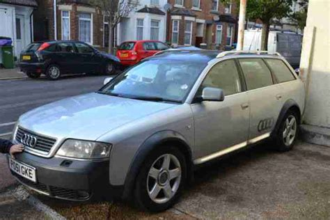 electric power steering 2001 audi allroad security system audi allroad 2 5 tdi 4x4 2001 auto car for sale
