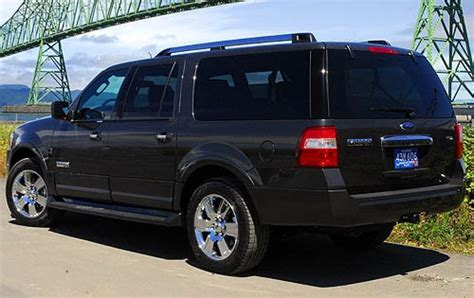 2007 Ford Expedition by 2007 Ford Expedition El Information And Photos Zombiedrive