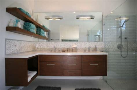 Modern Bathrooms Vanities by How To Take Advantage Of Floating Vanities To Make