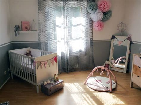 pompons en papier de soie d 233 co chambre b 233 b 233 d 233 coration nursery gar 231 on fille baby bedroom