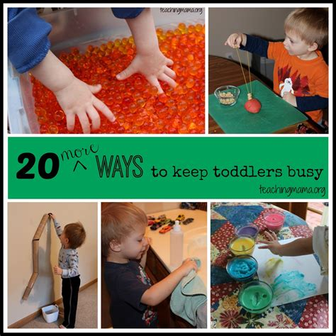 projects for toddlers 20 toddler activities