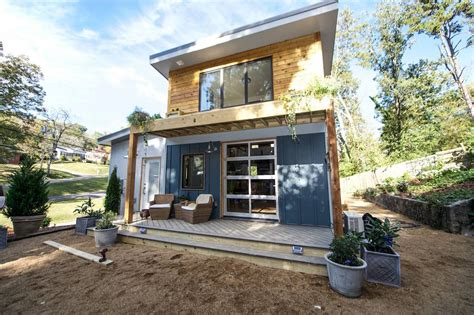 Micro Home urban micro home by wind river tiny homes