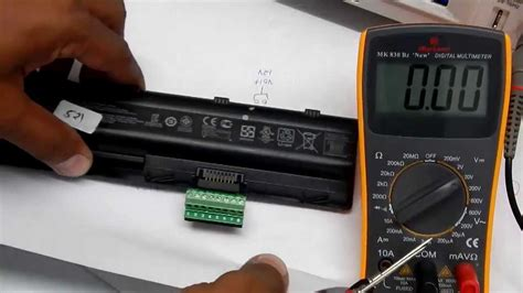 how to test laptop battery test