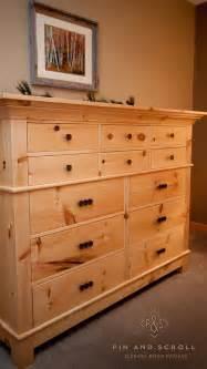 large bedroom furniture sets rustic pine bedroom set large knotty pine dresser 02