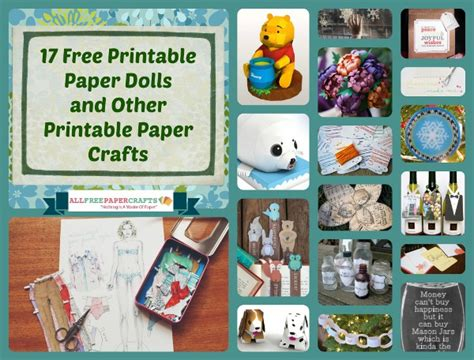 all free paper crafts printable paper crafts fold