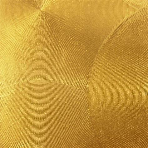 real gold wall coverings