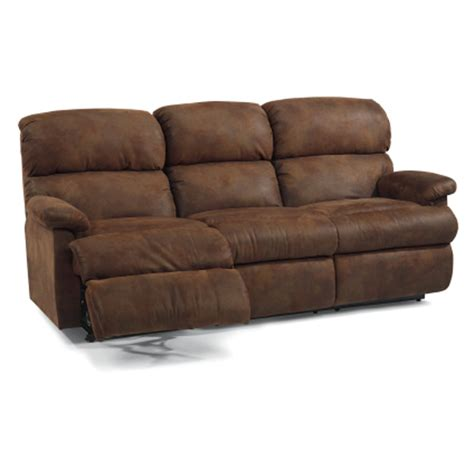 flexsteel reclining sofa flexsteel 7066 62 chicago reclining sofa discount