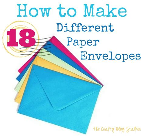 how to make a card envelope how to make paper envelopes the crafty stalker