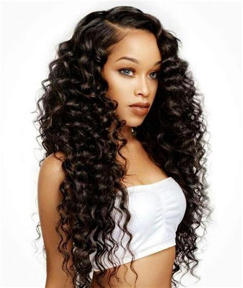 weave hairstyles 25 beautiful black weave hairstyles ideas on pinterest