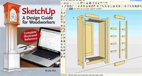 sketchup guide for woodworkers sketchup guide for woodworkers sketchup for woodworking