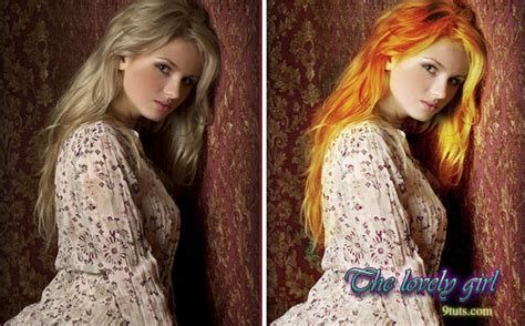 before and after a designer color in photoshop photoshop graphic design