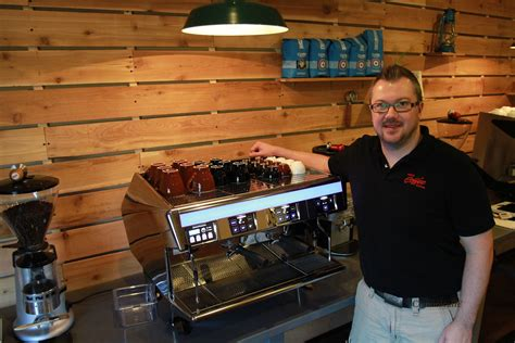 US 1/ ? Texas Coffee School Founder, Tom Vincent, highly anticipated guest speaker at Barista