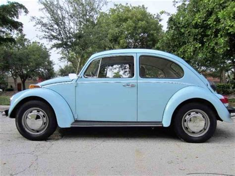Volkswagen For Sale by 1970 Volkswagen Beetle For Sale Classiccars Cc 935009