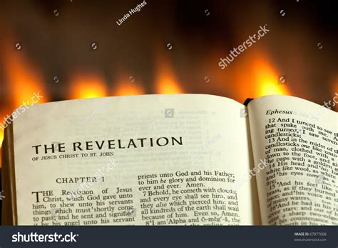 the book of revelation pictures the book of revelation stock photo 67877008