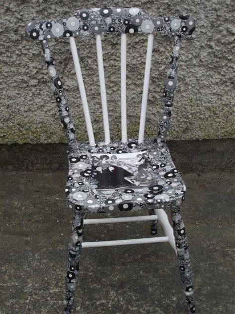 decoupage chairs for sale 1000 ideas about decoupage chair on decoupage