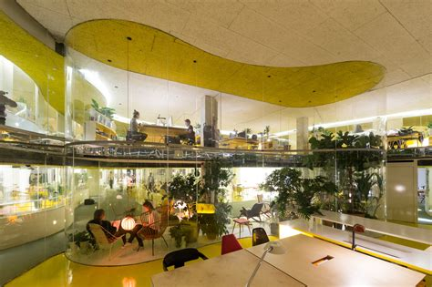 selgas cano architecture office gallery of second home office selgascano 2
