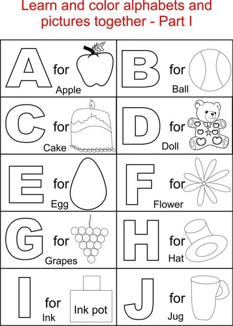for printables learning part 34