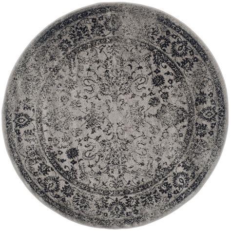 10 foot rugs safavieh heritage light brown grey 10 ft x 10 ft